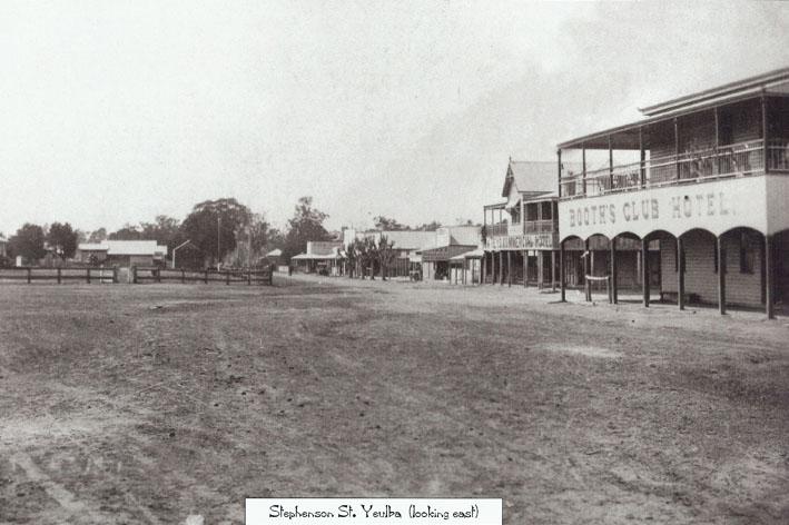 Stephenson Street 1918